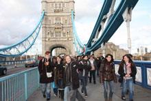 échanges et immersion à l'étranger