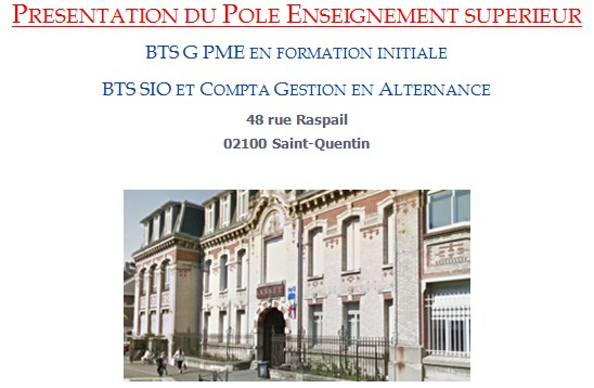 bts comptabilit u00e9 gestion en alternance  u2013 post bac