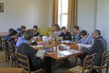 retraite confirmands 2013 Abbaye d'Igny